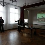Warsztaty WSB - wykład na temat sieci TOR 1